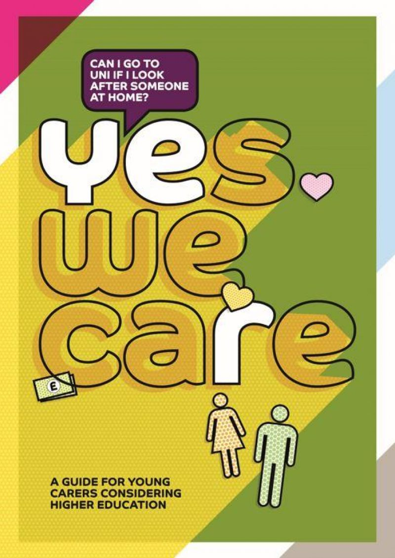A guide for young carers considering HE