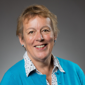 Jo Lilley, WIN Evaluation Officer